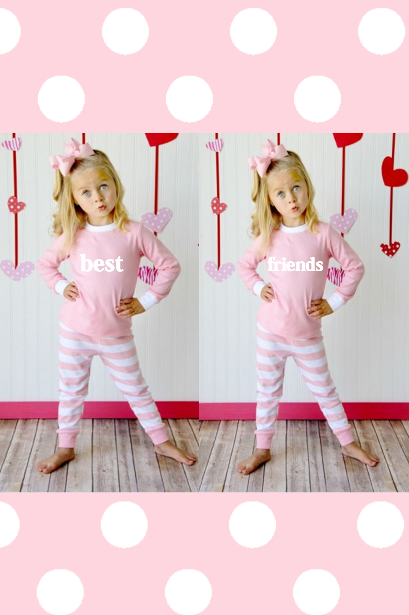 7bcd0d7afc Personalized Valentine s Pajamas Loungewear – Preppy Personals