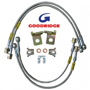 Goodridge Brake Lines: BMW M3 87-90 (E30) -31001