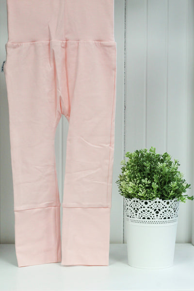 AmBum - Pantalon évolutif rose pâle