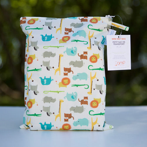 Amp Diapers - Petit Sac de transport - Jungle Fever