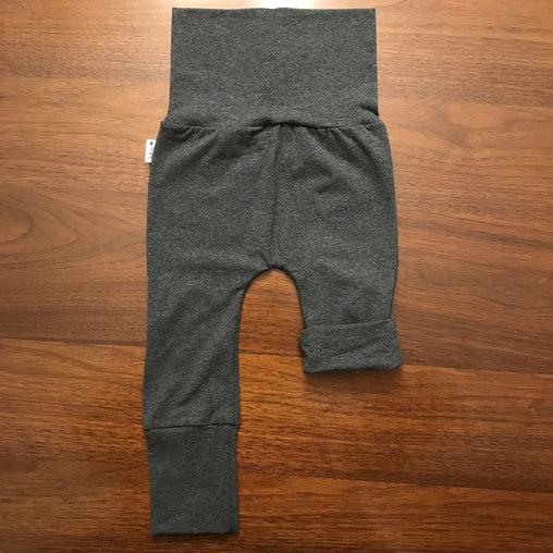 AmBum - Pantalon évolutif gris charcoal