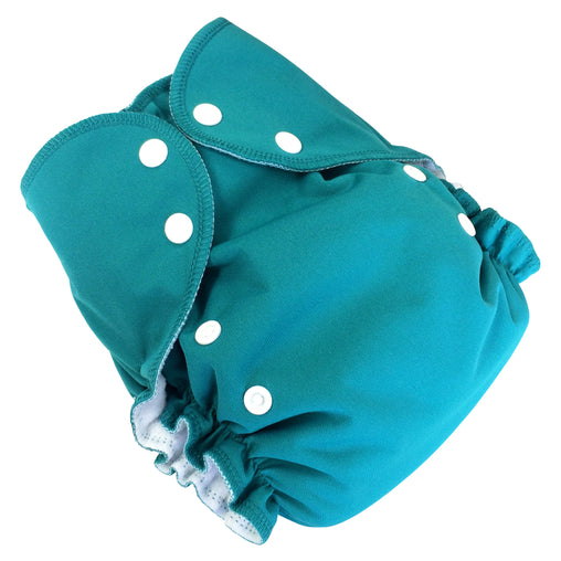Amp Diapers - Couche taille unique - Turquoise