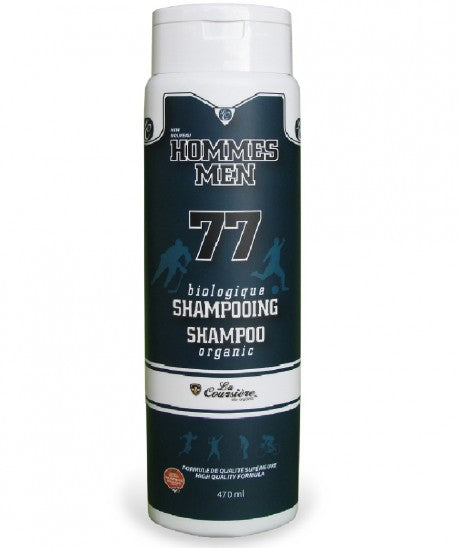 Douce mousse - Shampooing pour homme 470 ml