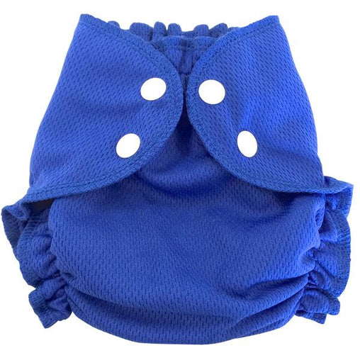 Amp Diapers - Couche de piscine - Blue fish