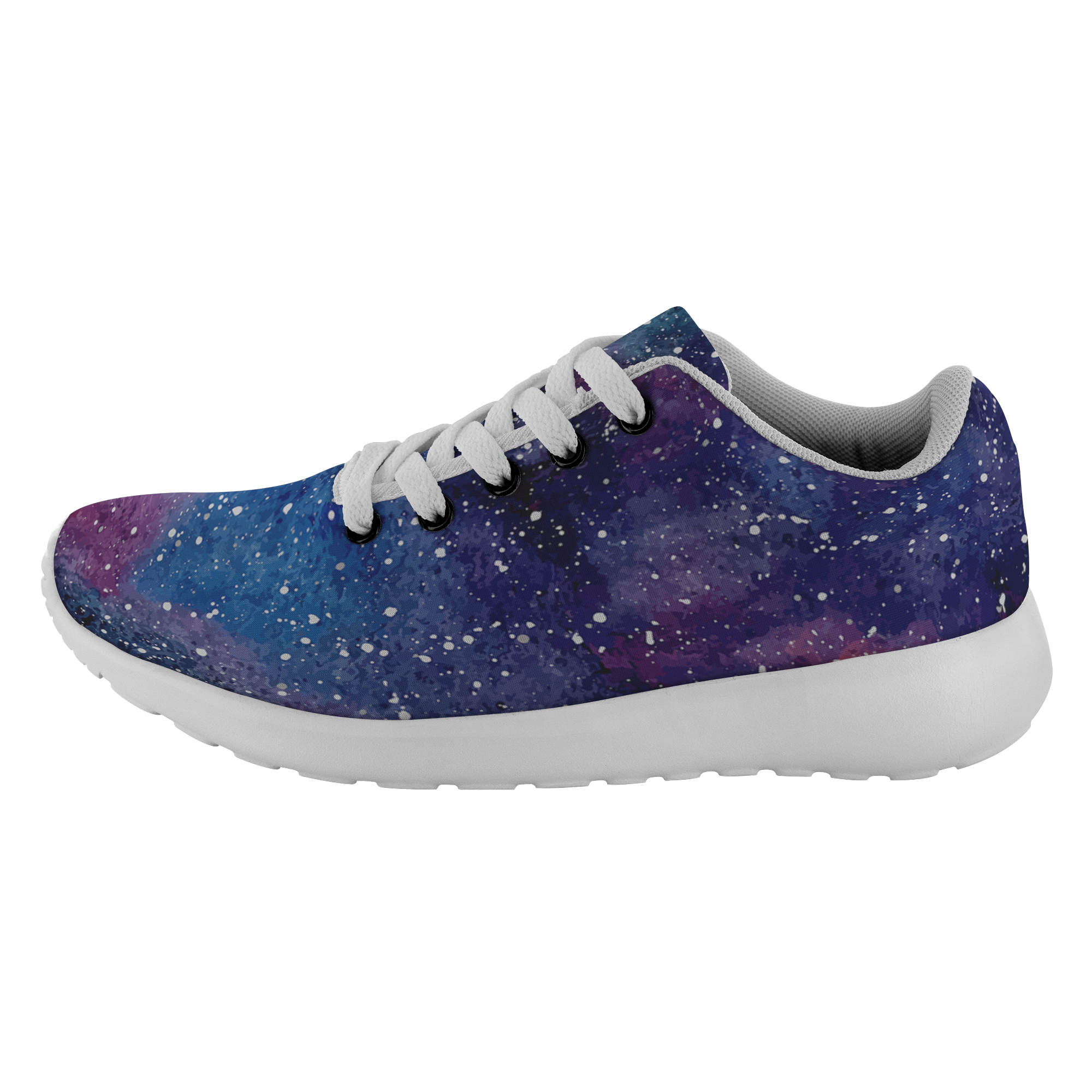 2c6d470832be Galaxy Sneakers Gift for Women Men Space Lovers - ChiliPrints