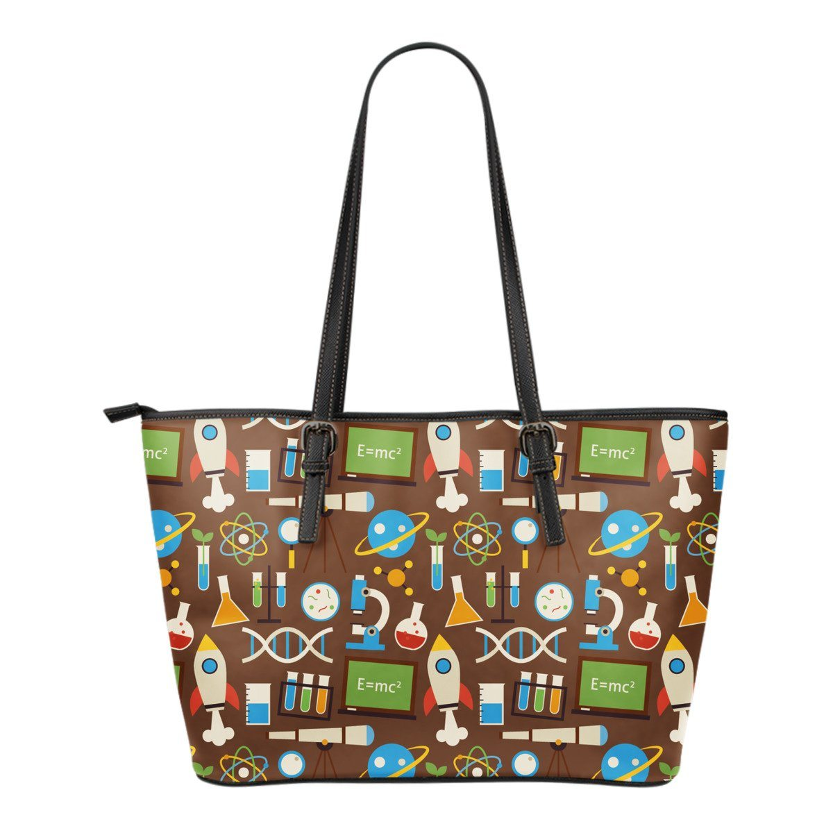 cf052765e4be Science Pattern I. Science Tote Bag For Women Love Science-Cool Gifts ...