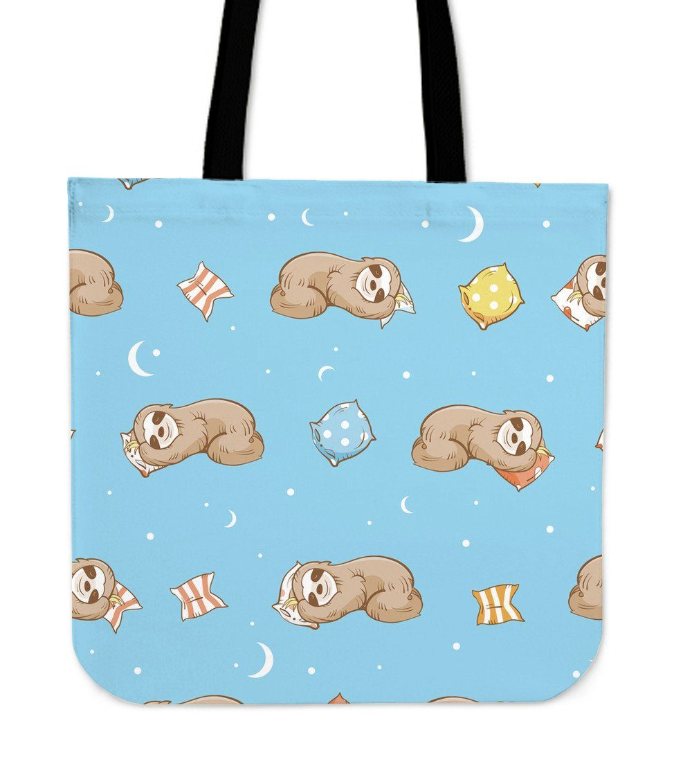 5251c5843133 Sloth Bag-Cute Sloth Gifts Tote Bag for Sloths Lovers - ChiliPrints