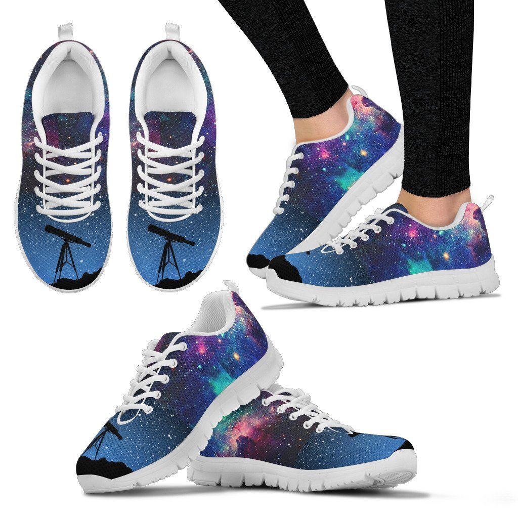 9a5cadcef2fb Galaxy Shoes For Women Cool Astronomy Gifts For Space Lovers ...