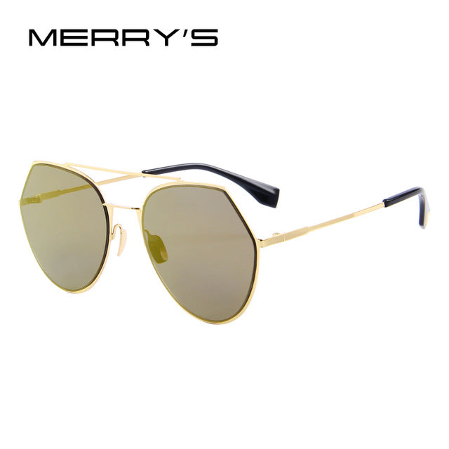MERRY'S Brand Designer Women Fashion Ultralight Sunglasses Classic Shades S'8074