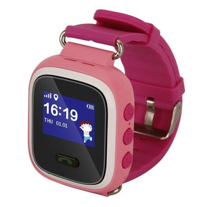 LESHP Q60 Smart Watch Safe-Keeper SOS Make Call GPRS GSM Tracker Anti Lost Monitor Gift for Kids Safe Baby
