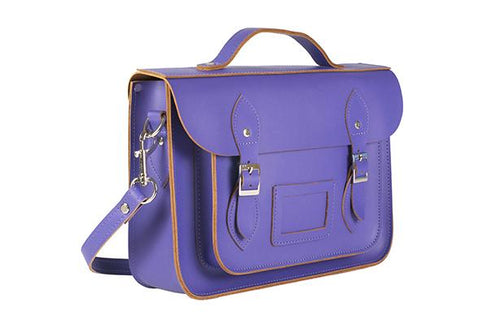 Thick As Thieves Leather Satchel Company