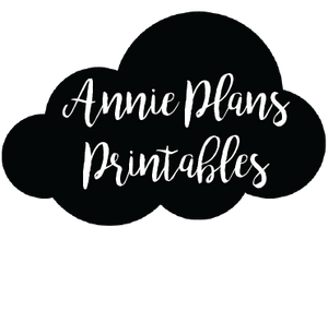 picture relating to Annie Plans Printables named AnniePlansPrintables AnniePlansPrintables, LLC