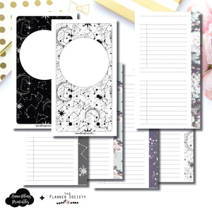 Personal TN Size | LIMITED EDITION: NOV TPS List Collaboration Printable Insert ©
