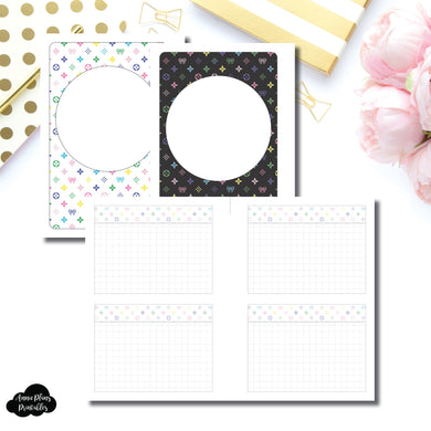 Half Page HP Size | Luxe Collaboration Bundle ©
