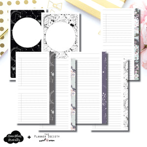 Standard TN Size | LIMITED EDITION: NOV TPS List Collaboration Printable Insert ©