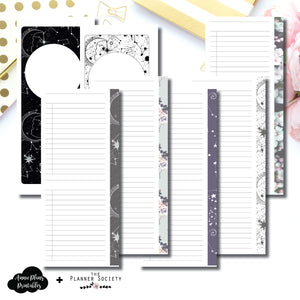 Half Page HP Size | LIMITED EDITION: NOV TPS List Collaboration Printable Insert ©