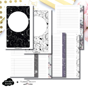 Cahier TN Size | LIMITED EDITION: NOV TPS List Collaboration Printable Insert ©
