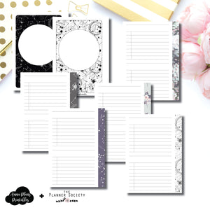 A6 Rings Size | LIMITED EDITION: NOV TPS List Collaboration Printable Insert ©