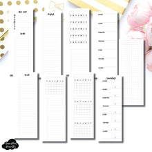 FC Rings Size | Letters to Apollo Collaboration Skinnies Bundle Printable Insert