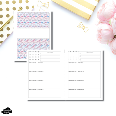 FC Rings Size | 2021 GOAL SETTING PRINTABLE INSERT