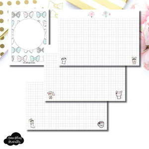 PASSPORT TN Size | theCoffeeMonsterzco & Sparkly Paper Co Collab Grid Printable Insert ©