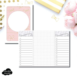 Passport TN Size | List + Grid Collaboration Printable Insert