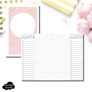 Mini HP Size | List + Grid Collaboration Printable Insert
