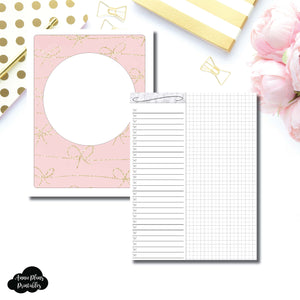 Classic HP Size | List + Grid Collaboration Printable Insert