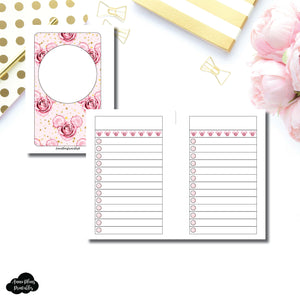 Pocket Rings Size | Digital Dash by Planner Press List Collaboration Printable Insert