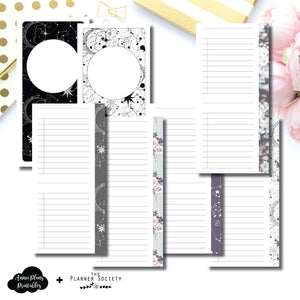 HWeeks Wide Size | LIMITED EDITION: NOV TPS List Collaboration Printable Insert ©