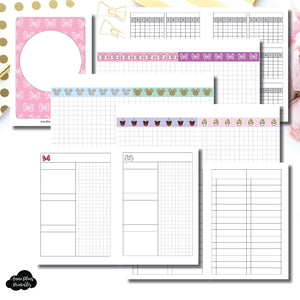 Passport TN Size | Magical Plans Collaboration Printable Insert ©