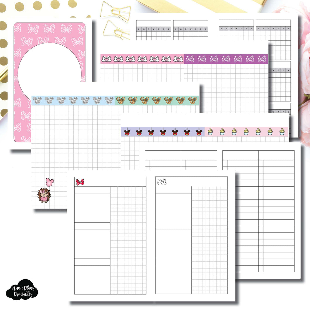 Pocket TN Size | Magical Plans Collaboration Printable Insert ©