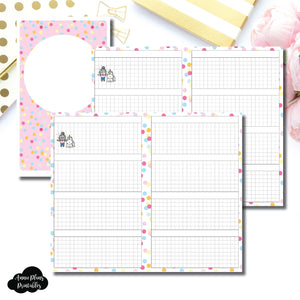 Cahier TN Size | ShineStickerStudio Collaboration Printable Insert