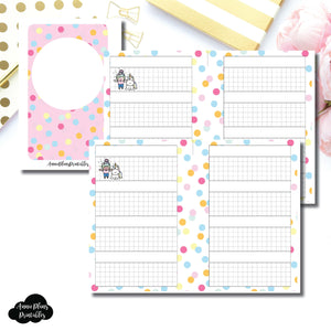 Pocket Rings Size | ShineStickerStudio Collaboration Printable Insert