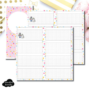Standard TN Size | ShineStickerStudio Collaboration Printable Insert
