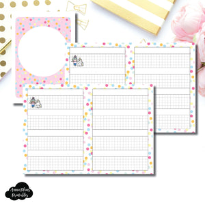 Passport TN Size | ShineStickerStudio Collaboration Printable Insert