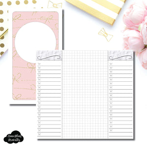 Personal TN Size | List + Grid Collaboration Printable Insert