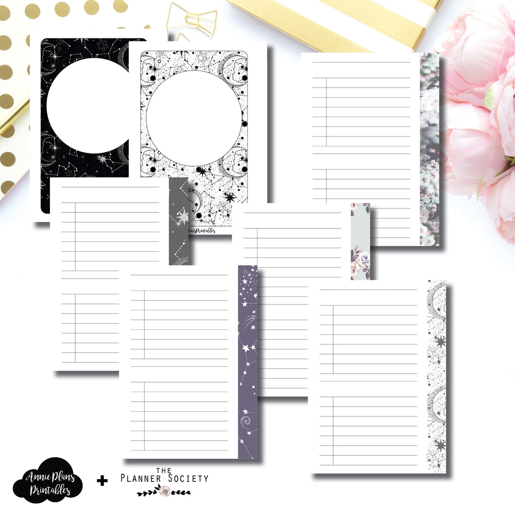 Pocket Plus Rings Size | LIMITED EDITION: NOV TPS List Collaboration Printable Insert ©