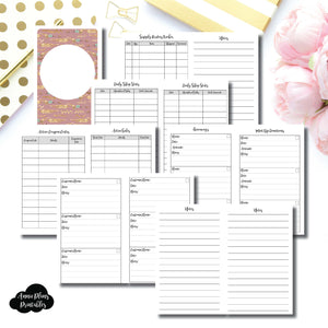 A6 Rings Size  | Shop Owner Printable TN Insert ©