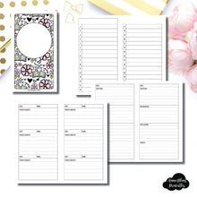 Personal TN Size | Devotional Bundle Printable Inserts ©