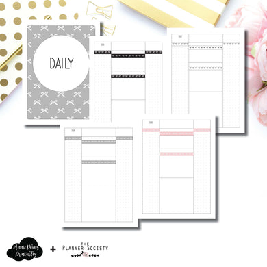 Classic HP Size | Limited Edition TPS Bow Bundle Collaboration Printable Inserts ©
