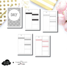Passport TN Size | Limited Edition TPS Bow Bundle Collaboration Printable Inserts ©