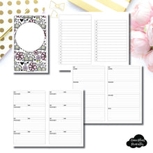 Cahier TN Size | Devotional Bundle Printable Inserts ©