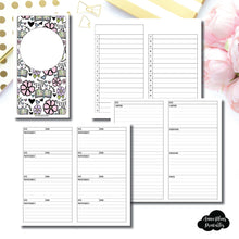 Standard TN Size | Devotional Bundle Printable Inserts ©
