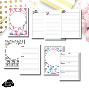 A6 TN Size | Devotional Bundle Printable Inserts ©