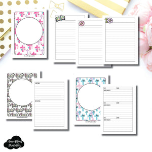 Passport TN Size | Devotional Bundle Printable Inserts ©