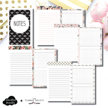 Pocket TN Size | Limited Edition TPS Bow Bundle Collaboration Printable Inserts ©