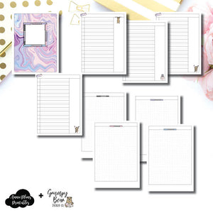 Classic HP Size | Grumpy Bear 2.0 Collaboration Printable Insert ©