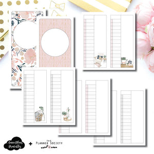 H Weeks Size | Limited Edition TPS May Collaboration Bundle Printable Inserts ©
