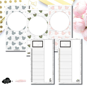 Standard TN Size | Farmhouse Magic Daily Lists Printable Insert ©